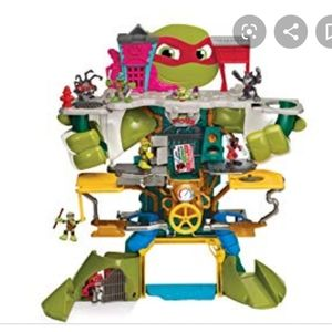 Teenage Mutant Ninja Turtles Half Shell